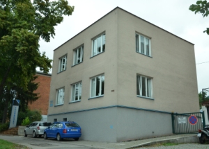 Budova TDEV